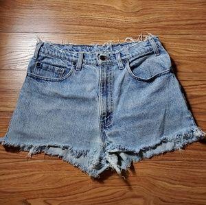 [Levi's] Women's Denim Short 540 Zip Up Jeans 33W